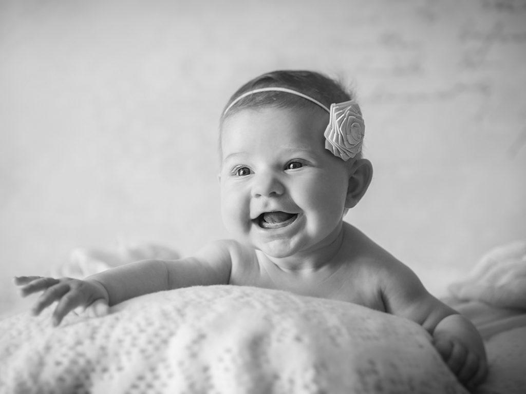 Giulia 3 mesi