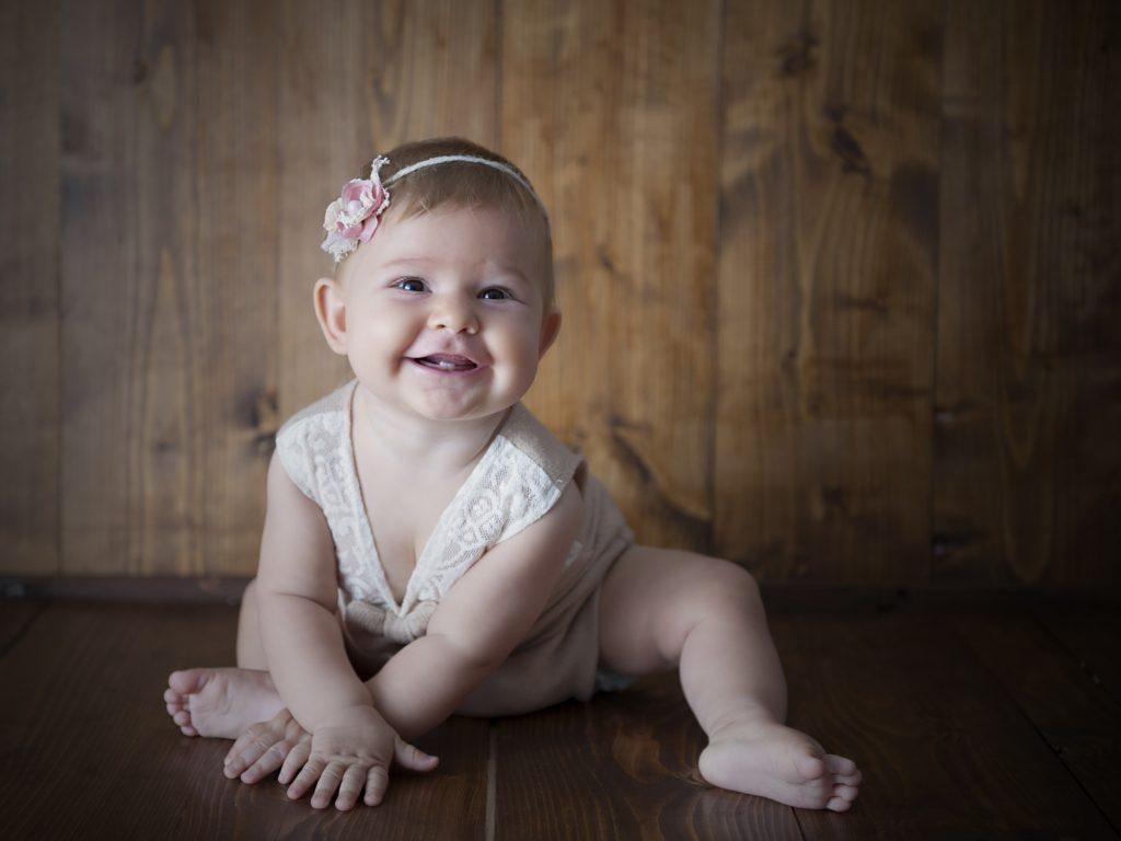 Giulia 6 mesi
